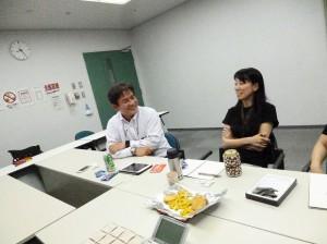 7月9日 大阪 難波 Bコース