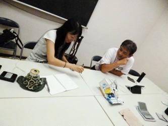 7月23日 大阪 難波 Bコース