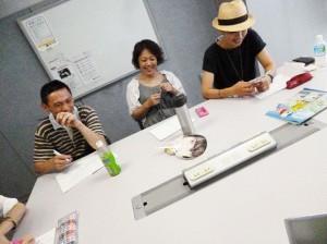 8月2日 新大阪 入門コース
