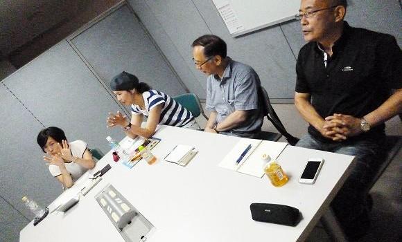 8月10日 大阪 新大阪 Bコース