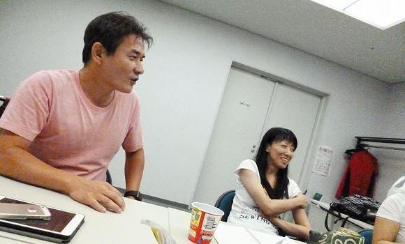 8月27日 大阪 難波 Bコース