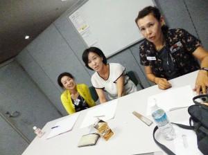 8月31日 大阪 新大阪 Bコース