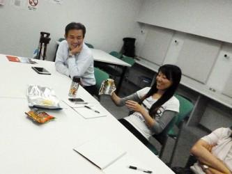 9月17日 大阪 難波 Bコース