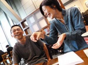 10月7日 大阪 梅田 Aコース