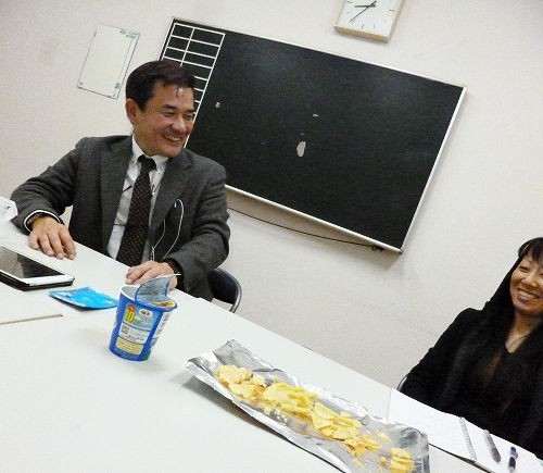 11月26日 大阪 難波 Bコース