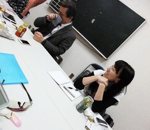 1月7日 大阪 難波 Bコース
