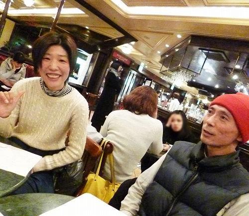 1月13日 大阪 梅田 Aコース