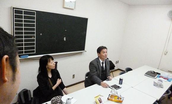 1月28日 大阪 難波 Bコース