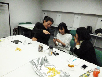 12月24日 大阪 難波 Bコース
