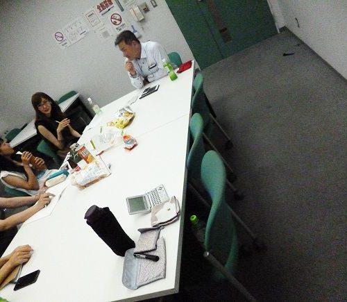 8月4日 大阪 難波 Bコース