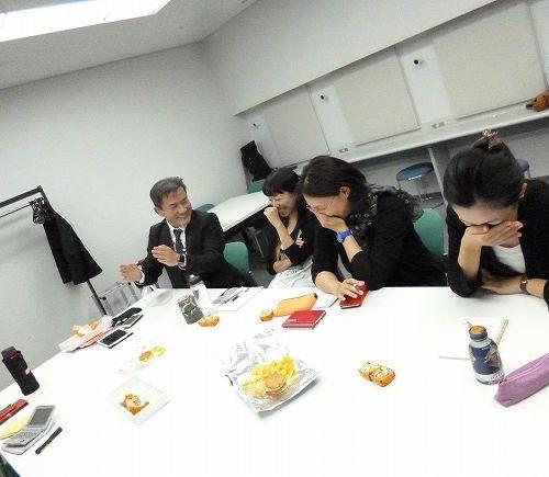 10月27日 大阪 難波 Bコース
