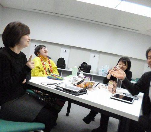 12月14日 大阪 難波 Bコース