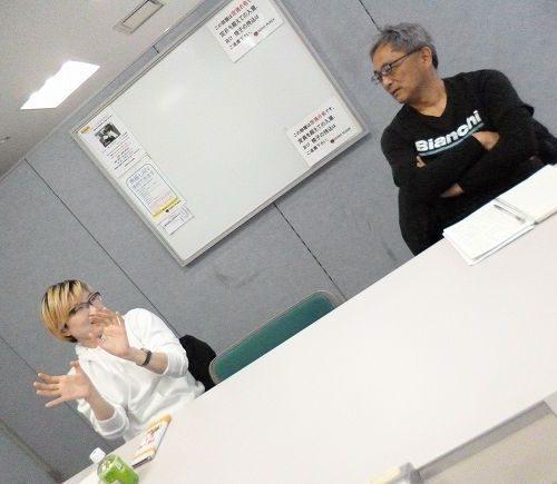 4月8日 新大阪 入門コース