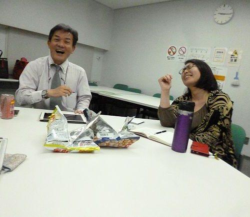 4月26日 大阪 難波 Bコース