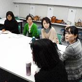 1月24日 大阪 難波 Bコースの様子