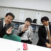 2月28日 大阪 難波 Bコースの様子