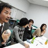 3月7日 大阪 難波 Bコースの様子