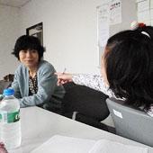 3月10日 大阪 東淀川 キッズ親子コースの様子