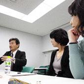 3月21日 大阪 難波 Bコースの様子