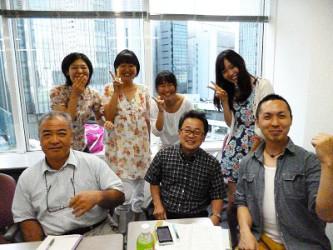 8月21日 大阪 梅田 Aコース