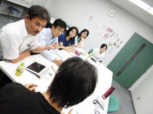 8月22日 大阪 難波 Bコース