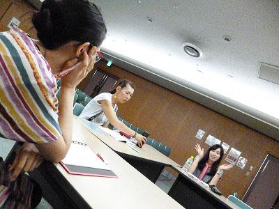 8月29日 大阪 難波 Aコース