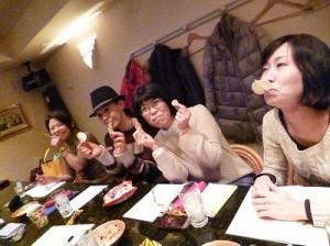 2月22日 神戸 三宮 Aコース