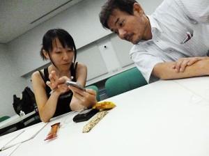 8月21日 大阪 難波 Bコース
