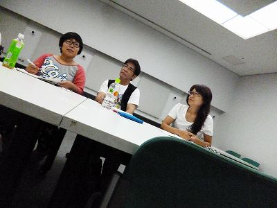 9月4日 大阪 難波 Aコース