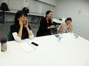 10月9日 大阪 難波 Bコース