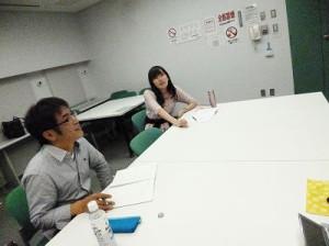 10月16日 大阪 難波 Aコース