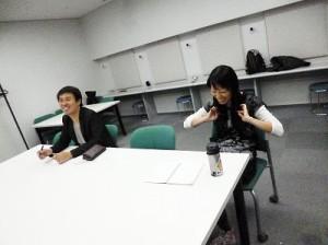 10月30日 大阪 難波 Bコース