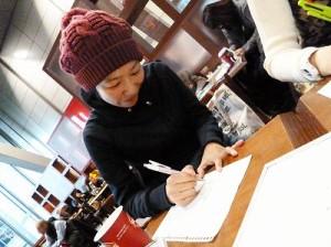 12月17日 大阪 梅田 Aコース