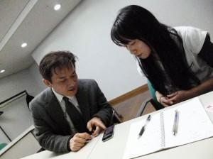 4月9日 大阪 難波 Bコース