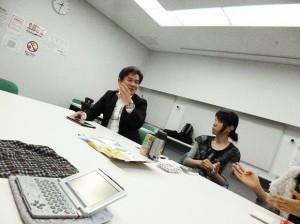 5月7日 大阪 難波 Bコース