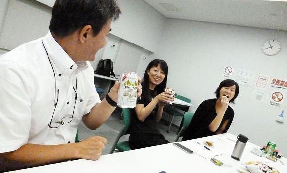 8月20日 大阪 難波 Bコース