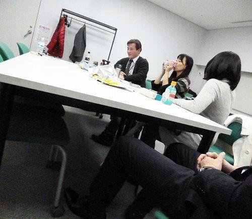 12月3日 大阪 難波 Bコース