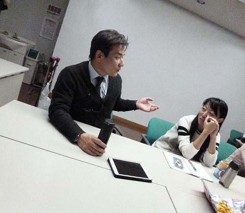 12月17日 大阪 難波 Bコース